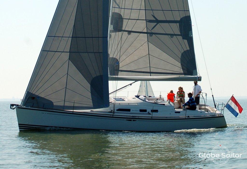 Noleggio x yacht 37 dal porto di monnickendam a paesi for Houseboat amsterdam prezzi