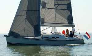 X Yacht 37