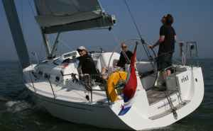 X Yacht 34