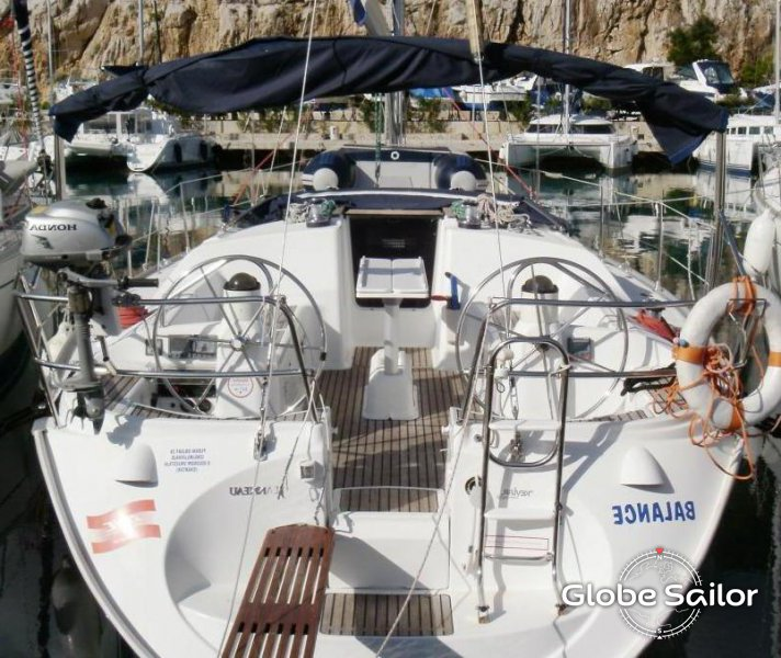 Rental Sun Odyssey 40 From The Charter Base Vodice In Croatia N
