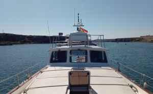 Menorquin Yacht 150