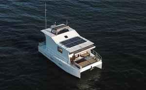 Nyaman Catamaran