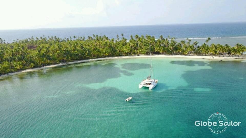 Alquiler Lagoon 500 Desde El Puerto De San Blas En Panamá