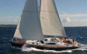 Sun Odyssey 54