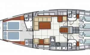 Hanse 540