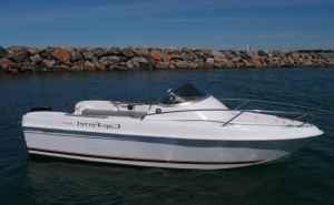 Cabine Cruiser 452