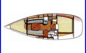 Oceanis 311 DI