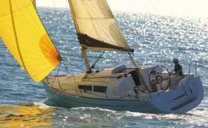Sun Odyssey 30i