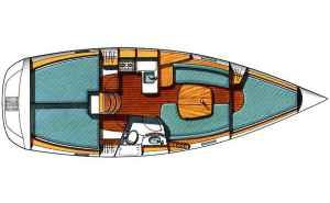 Oceanis 331