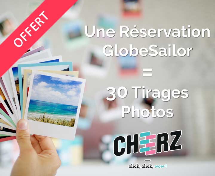 GlobeSailor and Cheerz